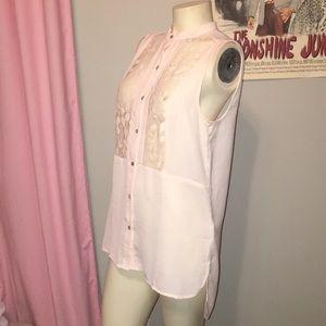 Light pink tunic!! 💕